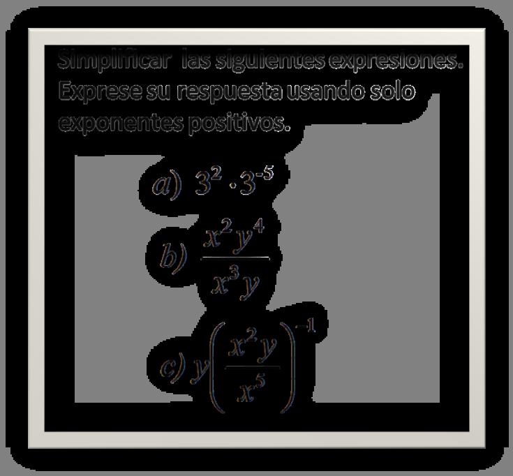Simplificar expresiones matemáticas